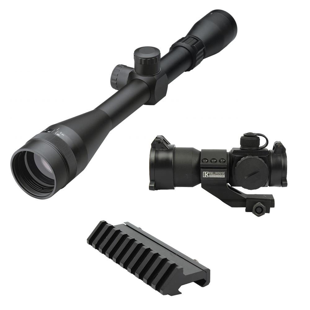 Scopes / Red Dots & Mounts