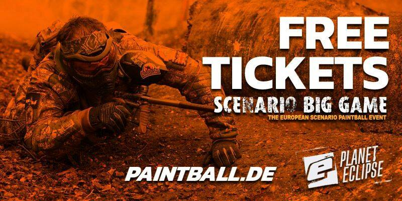 Win free tickets for the Scenario Big Game 22!